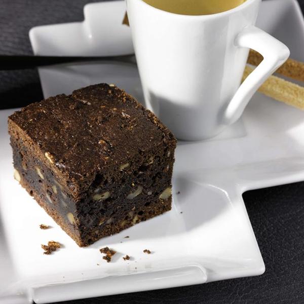Koffie brownies